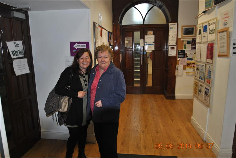 Board members Biddy Phelan and Dolores Corcoran_resized