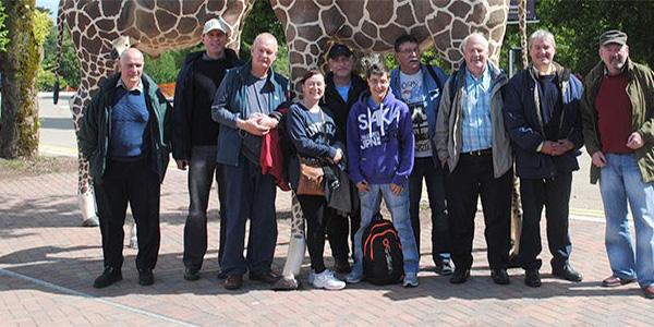 Cumann Na Daoine - Fota Wildlife Park Trip 2010