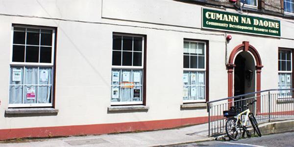 Cumann Na Daoine - Building Outside - Youghal
