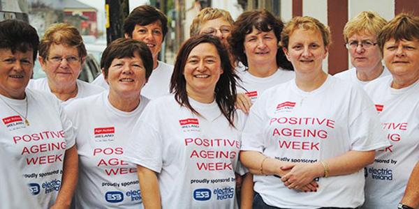 Cumann Na Daoine - Positive Age Action Week - Youghal