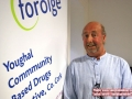 Information night with Eddie McBride Community drugs worker_resized