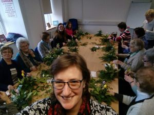 women's group, lifelong learning