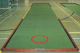 bowls mat without players